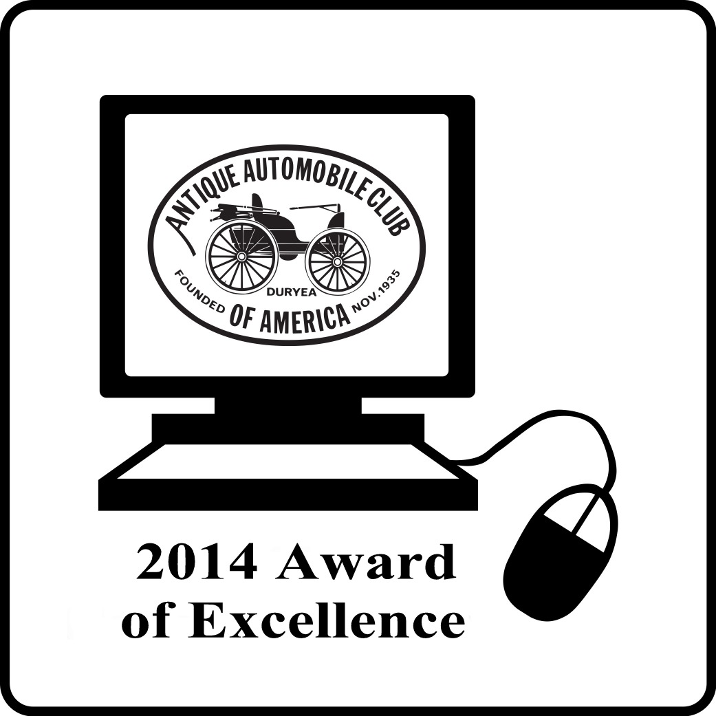 2014 Web Award of Excellence
